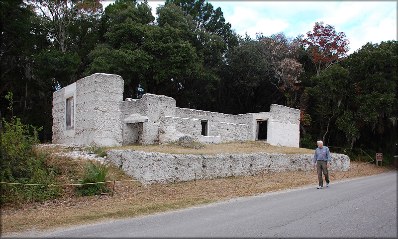 Munsilna McGundo House, Ft. George Island